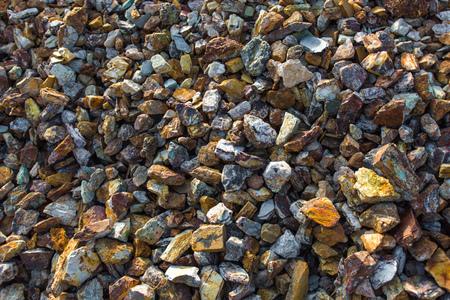 Colored rocks texture ore coal macro beautiful