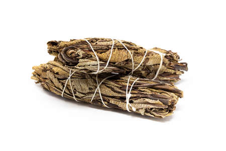Yerba Santa Sage Smudge Sticks for purification and relaxation close up