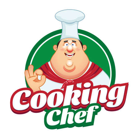 Illustration vector graphic of Cartoon Bakery Chef Cartoon. Perfect , mascot, illustrations, culinary event banner, food brochure, restaurant banner, food packaging, etc.