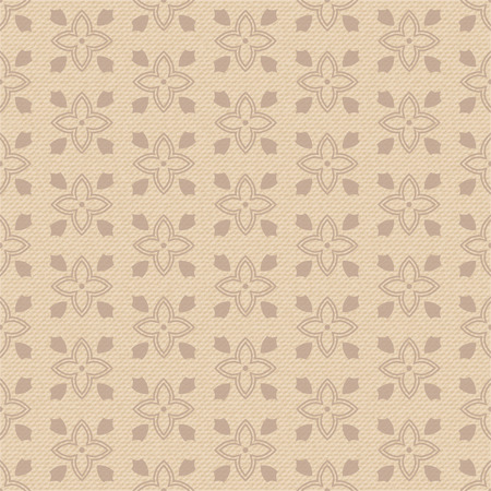 victorian wallpaper: Seamless pattern with Victorian motives.Endless pattern can be used for ceramic tile, wallpaper, linoleum,stained-glass window, web page background.