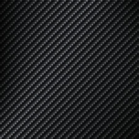 lasting: vector background of carbon