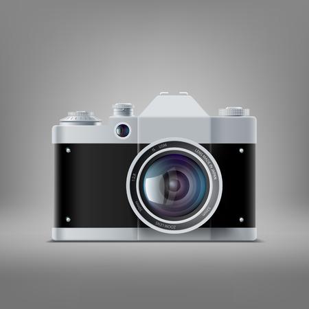old film: old film camera