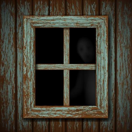 lunatic: Ghost in the window