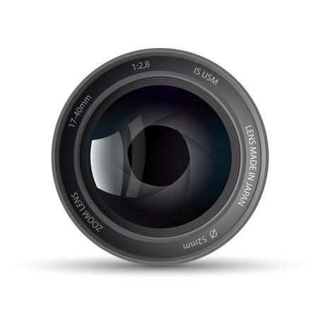 telephoto: camera lens