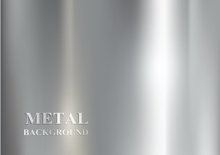 polished: metal background