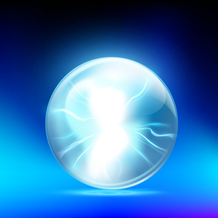 soothsayer: crystal ball