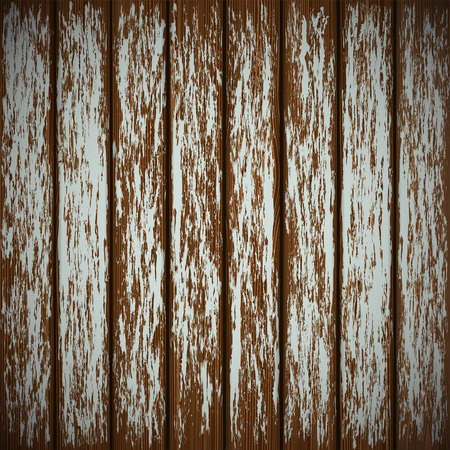 paint peeling: Old wooden wall with peeling paint
