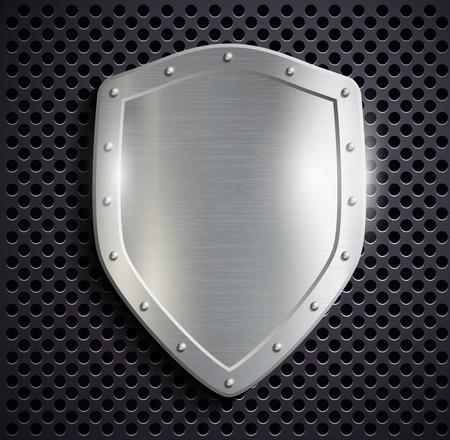 metal shield: metal shield