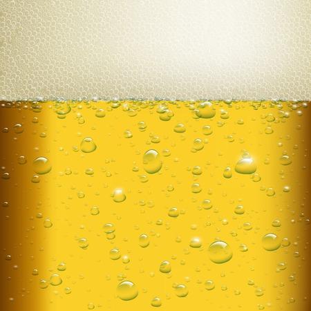 beer background Stock Vector - 36945502