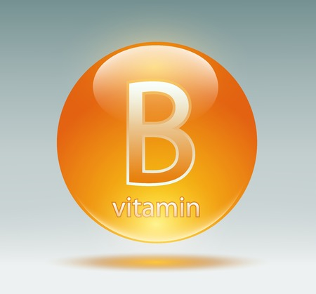Vitamin B Illustration