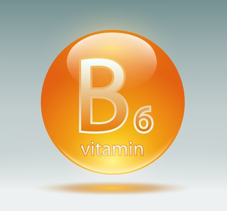 magnesium: vitamin B6