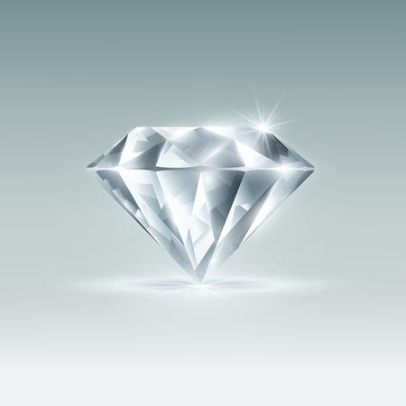 Vector diamond Illustration