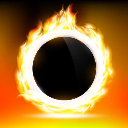 fire circle: ring of Fire