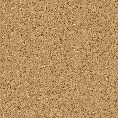 Texture of yellow sand. Vector image.