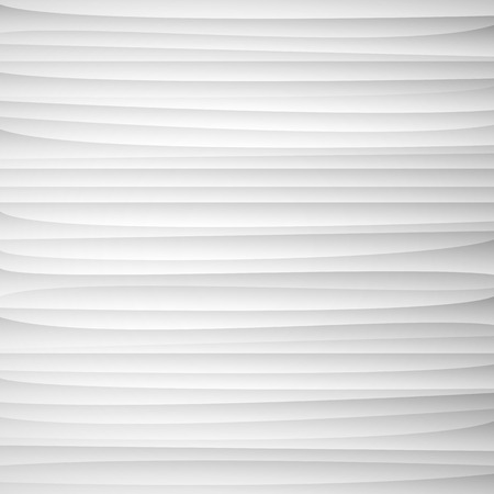 Background of a stack of sheets. Vector image. Vector