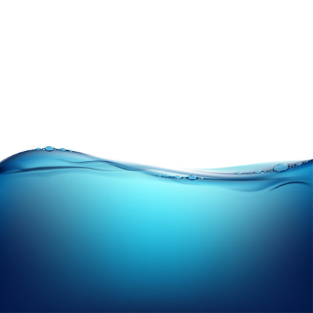 Pure water natural background
