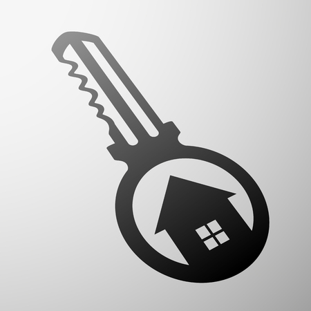 mortgage: Emblem the key from the lock