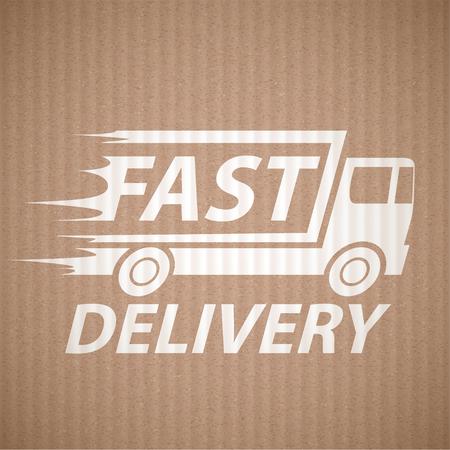 szállítás: Szállítás a rakomány. Gyors szállítás.