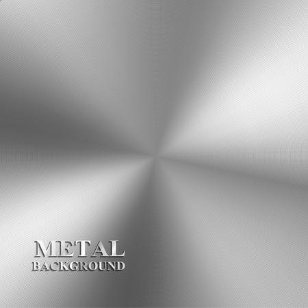 metal pattern: Texture of metal with a circular pattern.