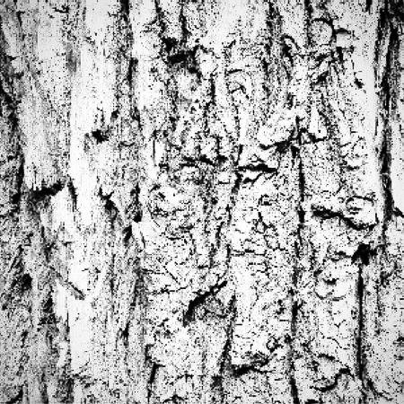 Grunge wood background. Halftone dots texture.
