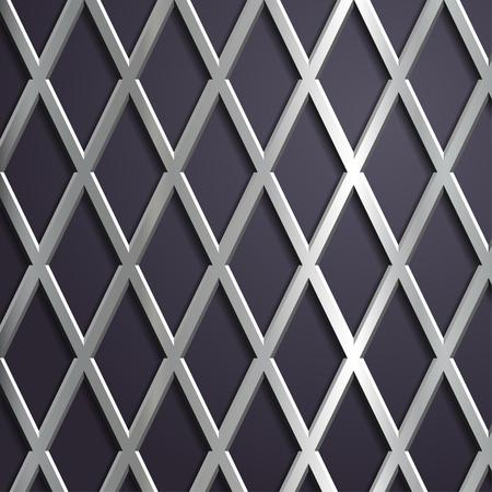 mesh: Metal mesh. Steel geometric background.