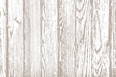 Texture of wooden panels vector illustration