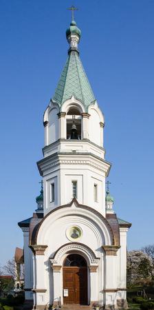 the orthodox church: Orthodox Church, Hakodate Japan