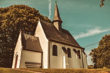 Desert Chapel Stockfoto - 114077249