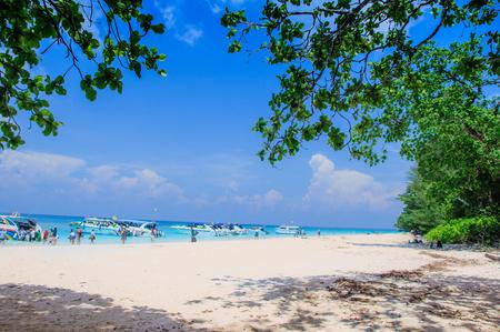 bi: Tachai island ,Kra bi Thailand