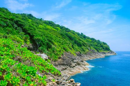 Tachai island ,Kra bi Thailand