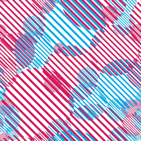 Seamless pattern can be used for wallpaper, pattern fills, web page background, surface textures 矢量图像