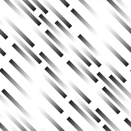 parallel: Vector seamless  pattern. Parallel diagonal overlapping color lines background