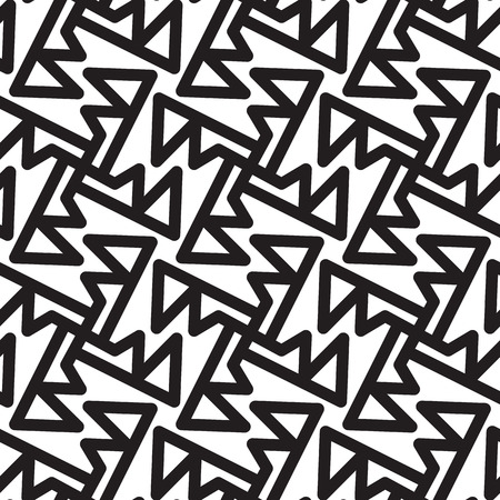 iteration: seamless pattern. Editable can be used for web page wallpaper, t-shirts, fashion, backgrounds, pattern fills