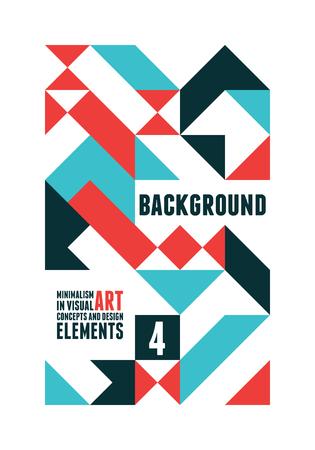 Abstract Minimal Poster