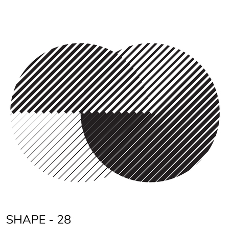 forme: Simple Geometric Shape Illustration