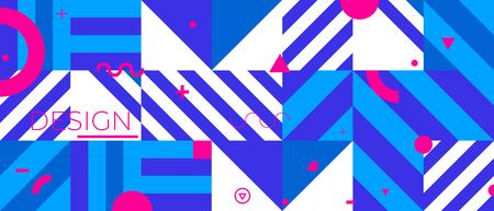 Modern colored background Vector illustration. Illustration