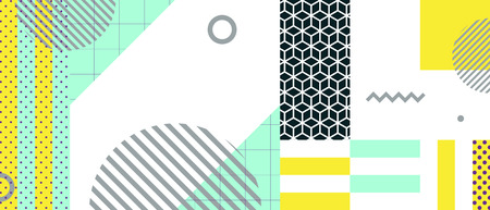 certificate template: Modern colored stylish abstract background