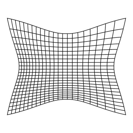 Vector Geometric Shape For Business Design Concepts Animation Web Interfaces Banque d'images - 128152743