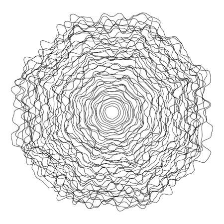 Vector Geometric Shape For Business Design Concepts Animation Web Interfaces Banque d'images - 128152892