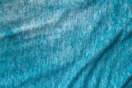 spandex: Blue green spandex fabric texture Stock Photo