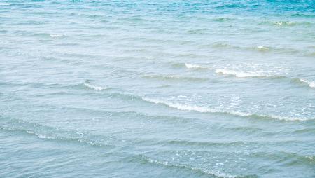ocean waves: Small waves in ocean