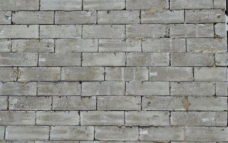 bloques de cemento un muro gris de textura ladrillos de construccin