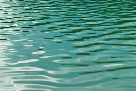 Water surface. photo