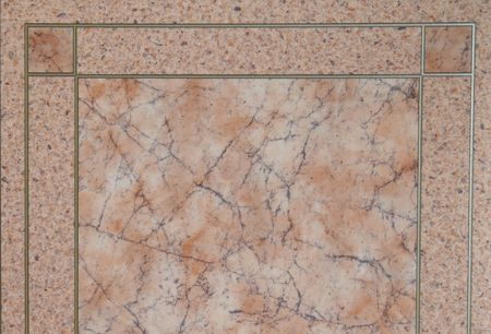 Pink marble pattern for background. photo
