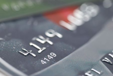 Credit cards- can be used for finance background Stock Photo - 6520063