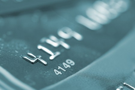 Credit cards- can be used for finance background Stock Photo - 7294623
