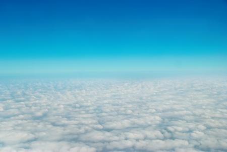 Heaven, cielo y las nubes. Vista desde la anterior