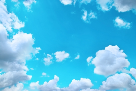 clean air: Beautiful cloudscape can be used for background