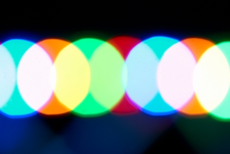 Holiday lights- can be used for background Stock Photo - 16842477
