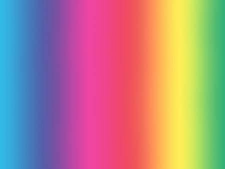 Rainbow gradient- colorful abstract texture for background 写真素材
